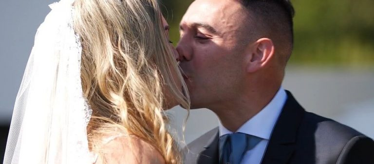 Iago Aspas Wedding
