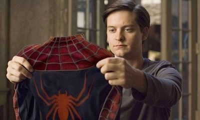 Tobey Maguire as Spiderman