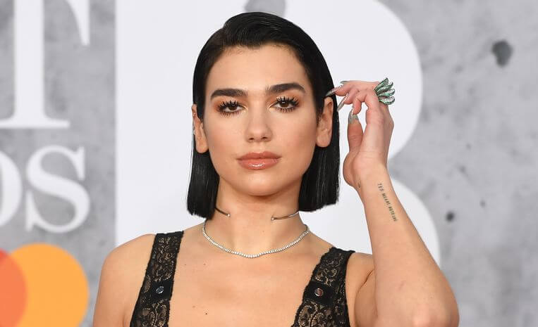 Dua Lipa Net Worth