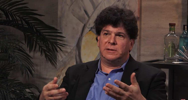 Eric Weinstein net worth