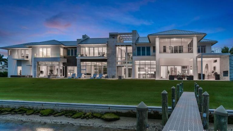 Rickie Fowler Florida Mansion