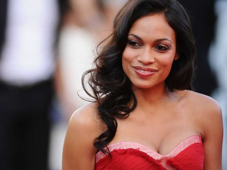 Rosario Dawson net worth