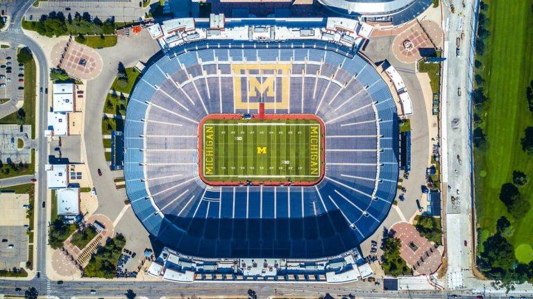 Michigan Football Stadium