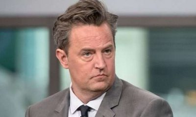Matthew Perry Net Worth