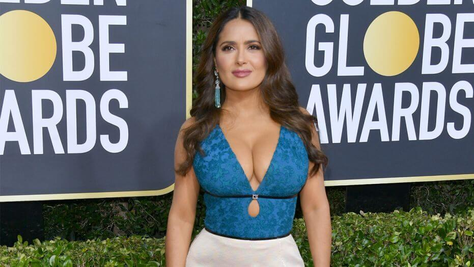 Salma Hayek Net Worth